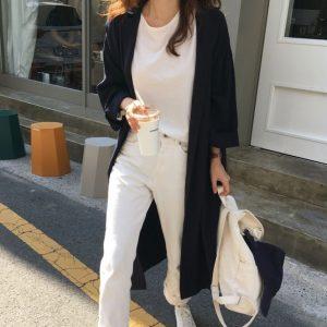Long Sleeve Cardigan Shirt